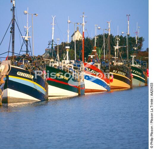 bateau de peche roscoff